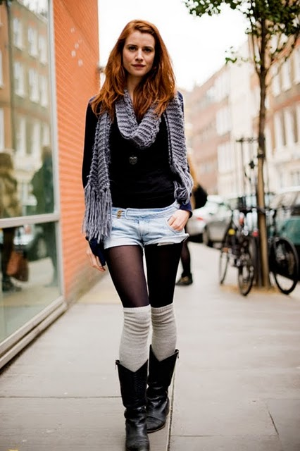ask lori should i wear over the knee socks with boots. Black Bedroom Furniture Sets. Home Design Ideas