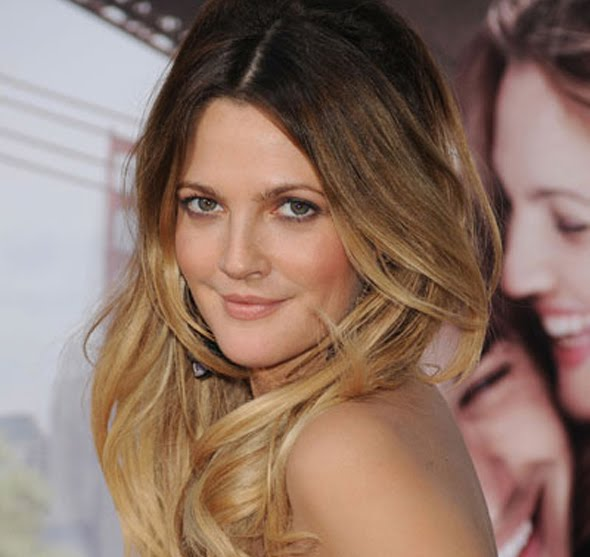 Hair trends the ombre look life and style madrid drew urmus Gallery