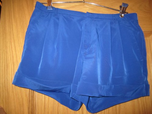 Blue Mango Shorts