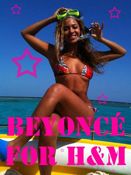 Beyonce HM