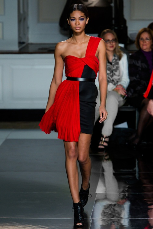 Jason Wu showstopper red