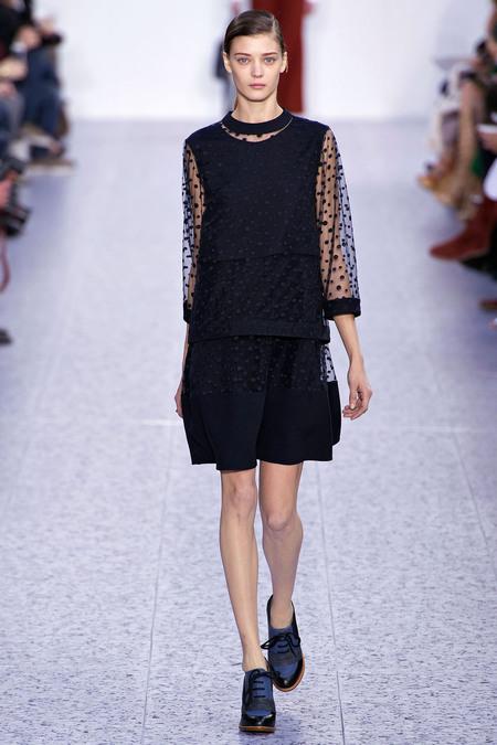 Chloe Paris Fashion Week Fall 2013