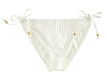 H&M White Bikini Bottom