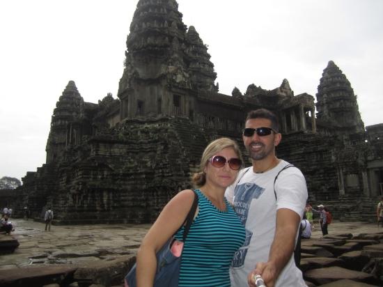 Day One at Angkor
