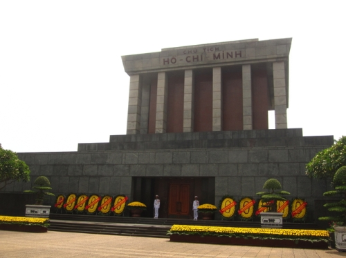 The Ho Chi Minh complex