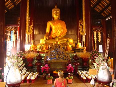 Buddhist Lori!