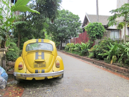 Luang Prabang is such a cute town