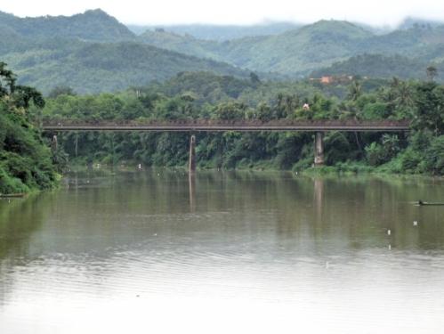 We biked across this bridge!